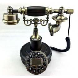 TELEFONO MADERA DIGITAL