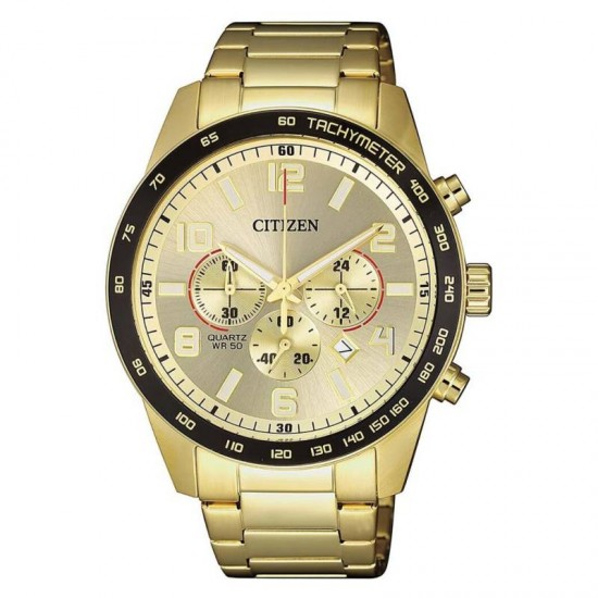 Reloj CITIZEN , IJAN8163-54P CHRONO QUARTZ